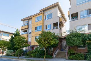 "Photo 1: 310 2688 WATSON Street in Vancouver: Mount Pleasant VE Townhouse for sale in ""Tala Vera"" (Vancouver East)  : MLS®# R2100071"