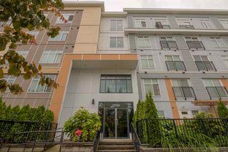 """Photo 1: 416 13728 108 Avenue in Surrey: Whalley Condo for sale in """"Quattro"""" (North Surrey)  : MLS®# R2100265"""