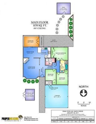 Photo 20: 20946 COOK Avenue in Maple Ridge: Southwest Maple Ridge House for sale : MLS®# R2135784