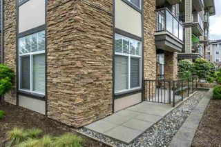 "Photo 20: 110 33338 MAYFAIR Avenue in Abbotsford: Central Abbotsford Condo for sale in ""The Sterling"" : MLS®# R2172871"