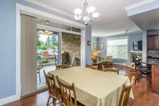 "Photo 6: 110 33338 MAYFAIR Avenue in Abbotsford: Central Abbotsford Condo for sale in ""The Sterling"" : MLS®# R2172871"