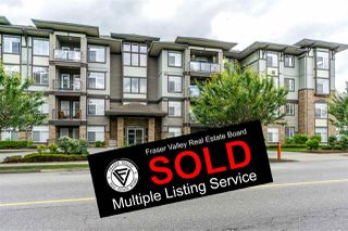"Photo 1: 110 33338 MAYFAIR Avenue in Abbotsford: Central Abbotsford Condo for sale in ""The Sterling"" : MLS®# R2172871"