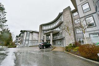 """Photo 1: 302 13277 108 Avenue in Surrey: Whalley Condo for sale in """"Pacifica"""" (North Surrey)  : MLS®# R2186089"""