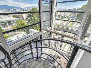 "Photo 6: 314 428 W 8TH Avenue in Vancouver: Mount Pleasant VW Condo for sale in ""XTRAORDINARY LOFTS"" (Vancouver West)  : MLS®# R2199425"