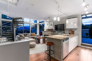 """Photo 2: 314 428 W 8TH Avenue in Vancouver: Mount Pleasant VW Condo for sale in """"XTRAORDINARY LOFTS"""" (Vancouver West)  : MLS®# R2199425"""