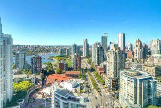 "Photo 13: 3201 198 AQUARIUS Mews in Vancouver: Yaletown Condo for sale in ""AQUARIUS II"" (Vancouver West)  : MLS®# R2202359"