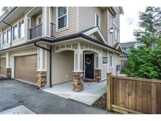 """Photo 1: 1 27234 30 Avenue in Langley: Aldergrove Langley Townhouse for sale in """"Mint Boutique Townhomes"""" : MLS®# R2226277"""