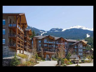 "Photo 1: 105D 2020 LONDON Lane in Whistler: Whistler Creek Condo for sale in ""Evolution"" : MLS®# R2230353"