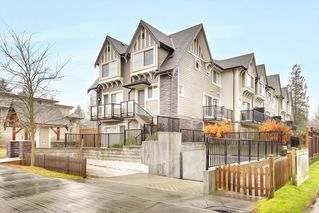Photo 1: 103 7159 STRIDE Avenue in Burnaby: Edmonds BE Townhouse for sale (Burnaby East)  : MLS®# R2235423