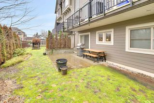 Photo 18: 103 7159 STRIDE Avenue in Burnaby: Edmonds BE Townhouse for sale (Burnaby East)  : MLS®# R2235423