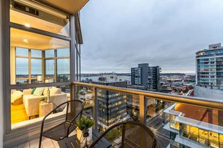 "Photo 9: 1106 160 E 13TH Street in North Vancouver: Central Lonsdale Condo for sale in ""The Grand"" : MLS®# R2235832"