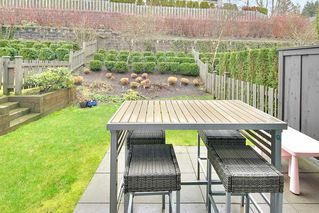 """Photo 17: 31 1295 SOBALL Street in Coquitlam: Burke Mountain Townhouse for sale in """"TYNERIDGE SOUTH"""" : MLS®# R2237587"""