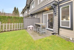 "Photo 18: 31 1295 SOBALL Street in Coquitlam: Burke Mountain Townhouse for sale in ""TYNERIDGE SOUTH"" : MLS®# R2237587"