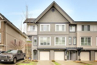 "Photo 1: 31 1295 SOBALL Street in Coquitlam: Burke Mountain Townhouse for sale in ""TYNERIDGE SOUTH"" : MLS®# R2237587"