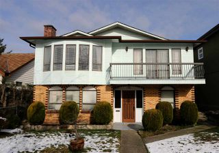 Photo 1: 549 E 52ND Avenue in Vancouver: South Vancouver House for sale (Vancouver East)  : MLS®# R2242443