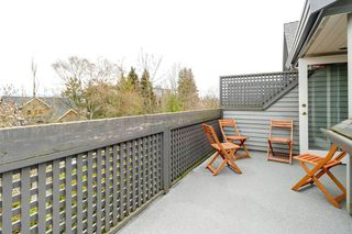 Photo 13: 1868 W 15TH Avenue in Vancouver: Kitsilano Townhouse for sale (Vancouver West)  : MLS®# R2255178