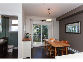 "Photo 9: 5 20967 76 Avenue in Langley: Willoughby Heights Townhouse for sale in ""NATURE'S WALK"" : MLS®# R2255141"