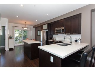 "Photo 6: 5 20967 76 Avenue in Langley: Willoughby Heights Townhouse for sale in ""NATURE'S WALK"" : MLS®# R2255141"