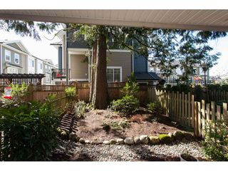 "Photo 18: 5 20967 76 Avenue in Langley: Willoughby Heights Townhouse for sale in ""NATURE'S WALK"" : MLS®# R2255141"
