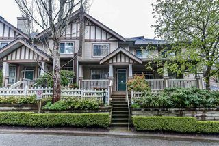 "Photo 1: 63 2678 KING GEORGE Boulevard in Surrey: King George Corridor Townhouse for sale in ""MIRADA"" (South Surrey White Rock)  : MLS®# R2259103"