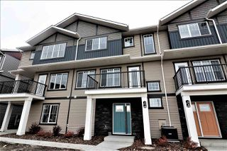 Main Photo: 67 165 Cy Becker Boulevard in Edmonton: Zone 03 Townhouse for sale : MLS®# E4128630