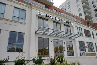 Photo 1: Ph19 22 East Haven Drive in Toronto: Birchcliffe-Cliffside Condo for sale (Toronto E06)  : MLS®# E4275288