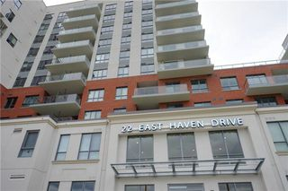 Photo 2: Ph19 22 East Haven Drive in Toronto: Birchcliffe-Cliffside Condo for sale (Toronto E06)  : MLS®# E4275288