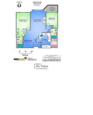 "Photo 2: 406 12464 191B Street in Pitt Meadows: Mid Meadows Condo for sale in ""LASEUR MANOR"" : MLS®# R2319773"