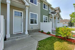 Main Photo: 132 2051 TOWNE CENTRE Boulevard in Edmonton: Zone 14 Townhouse for sale : MLS®# E4134550