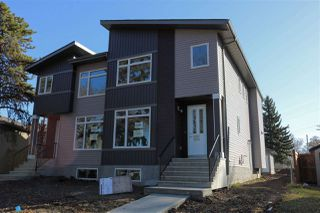 Main Photo: 6319 105A Street NW in Edmonton: Zone 15 House Half Duplex for sale : MLS®# E4134968