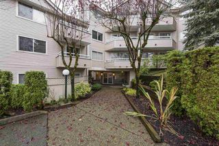 "Main Photo: 408 450 BROMLEY Street in Coquitlam: Coquitlam East Condo for sale in ""Bromley Manor"" : MLS®# R2322418"