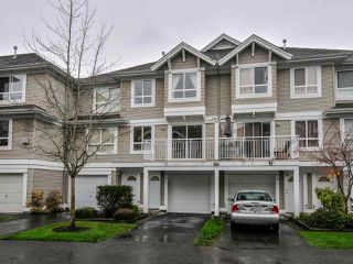 "Photo 1: 8 20890 57 Avenue in Langley: Langley City Townhouse for sale in ""ASPEN GABLES"" : MLS®# R2323491"