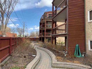 Photo 24: 7 10160 119 Street in Edmonton: Zone 12 Condo for sale : MLS®# E4137926