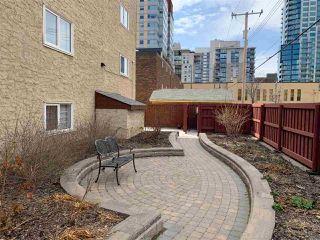 Photo 25: 7 10160 119 Street in Edmonton: Zone 12 Condo for sale : MLS®# E4137926
