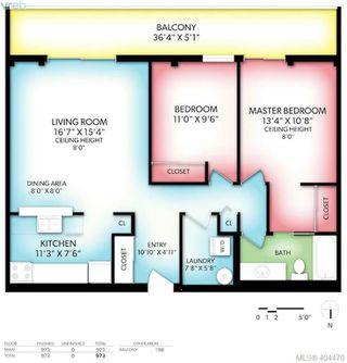 Photo 16: 704 770 Cormorant Street in VICTORIA: Vi Downtown Condo Apartment for sale (Victoria)  : MLS®# 404470
