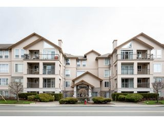 "Photo 1: 401 2772 CLEARBROOK Road in Abbotsford: Abbotsford West Condo for sale in ""BROOKHOLLOW"" : MLS®# R2336665"