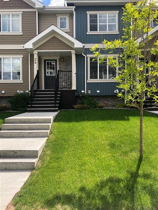 Photo 1: 24 9535 217 street in Edmonton: Zone 58 Townhouse for sale : MLS®# E4147597