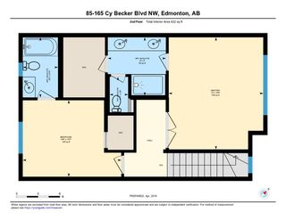 Photo 29: 85 165 CY BECKER Boulevard in Edmonton: Zone 03 Townhouse for sale : MLS®# E4150369
