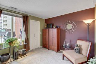 Photo 16: 101 9741 110 Street Street in Edmonton: Zone 12 Condo for sale : MLS®# E4151203