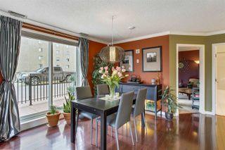 Photo 5: 101 9741 110 Street Street in Edmonton: Zone 12 Condo for sale : MLS®# E4151203