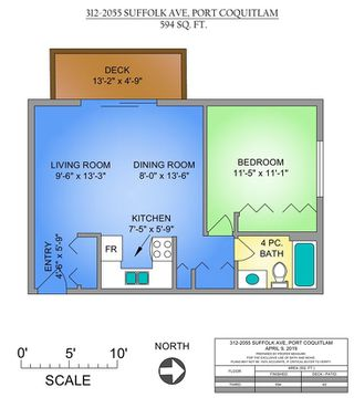 "Photo 17: 312 2055 SUFFOLK Avenue in Port Coquitlam: Glenwood PQ Condo for sale in ""Suffolk Manor"" : MLS®# R2358691"