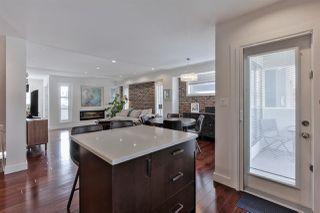 Photo 6: 10176 143 Street in Edmonton: Zone 21 Townhouse for sale : MLS®# E4153497