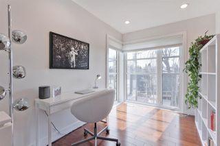 Photo 24: 10176 143 Street in Edmonton: Zone 21 Townhouse for sale : MLS®# E4153497