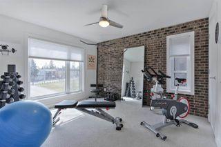 Photo 25: 10176 143 Street in Edmonton: Zone 21 Townhouse for sale : MLS®# E4153497