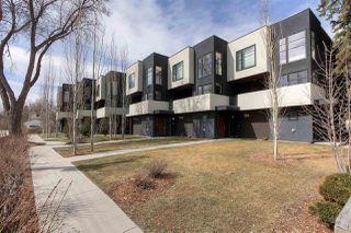 Photo 1: 10176 143 Street in Edmonton: Zone 21 Townhouse for sale : MLS®# E4153497