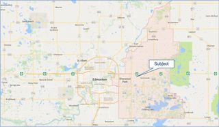 Photo 3: 53142 RGE RD 224: Rural Strathcona County Rural Land/Vacant Lot for sale : MLS®# E4154612