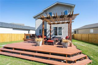 Photo 20: 26 Morongo Cove in Winnipeg: Residential for sale (4F)  : MLS®# 1911600