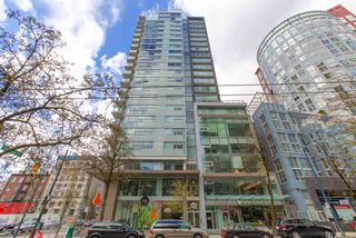Main Photo: 1703 999 SEYMOUR Street in Vancouver: Downtown VW Condo for sale (Vancouver West)  : MLS®# R2369333