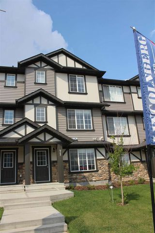 Photo 2: 3 20 Augustine Crescent: Sherwood Park Townhouse for sale : MLS®# E4159307