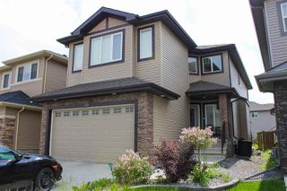 Main Photo: 218 ALBANY Drive in Edmonton: Zone 27 House for sale : MLS®# E4163190